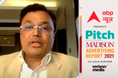How to bring back credibility into News Ratings – Hear Mr. Avinash Pandey at the Pitch Madison Ad Report 2021
