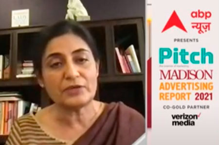 Getting Print, Outdoor and Radio back to Good Times – Hear Ms. Apurva Purohit at the Pitch Madison Ad Report 2021