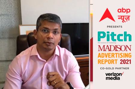 The challenges and opportunities in Digital – Hear Mr. Ajit Varghese at the Pitch Madison Ad Report 2021