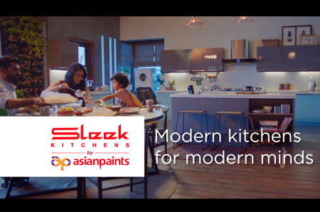 Madison BMB creates new TVC for Sleek, by Asian Paints