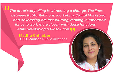 Reputation Today in Conversation with Madhu Chhibber