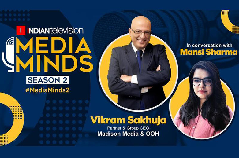 #MediaMinds2 | advertisers must make ethical call on pandering to sensationalism: Vikram Sakhuja