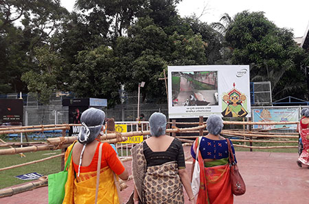 Nihar Naturals' partners with MOMS for its #ThirdEye campaign to enable a safer pandal experience during Pujo