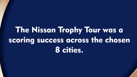 Nissan Trophy Tour