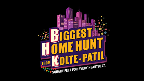 Biggest Home Hunt from Kolte- Patil (BHK)