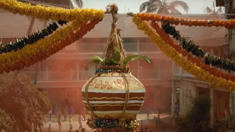 Govinda Ek  Dahi Handi Anek - The Ultimate Adhesive